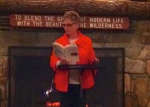 Lois Read from her book