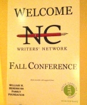 NC Writer's Fall Conference