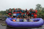 THE RAFTING PARTY