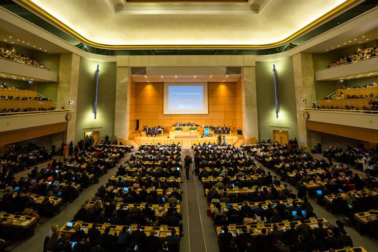 72-World-Health-Assembly
