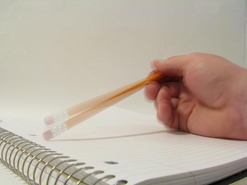 Write What You Are AfraidOf